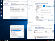 Скачать Windows 10 Enterprise 2016 LTSB 14393 Version 1607 RU 2DVD x86-x64