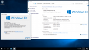 Скачать Сборка Windows 10 Version 1607 with Update [14393.2189] (x86-x64) AIO [60in2] adguard