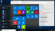 Бесплатно Новая сборка Windows 10 Version 1803 with Update [17133.73] (x86-x64) AIO [52in2] adguard