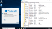 Новая сборка Windows 10 Version 1803 with Update [17133.73] (x86-x64) AIO [52in2] adguard