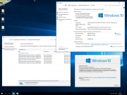 Windows 10 Enterprise 2016 LTSB v.1607 build 14393.2214 by yahooXXX (x86/x64)