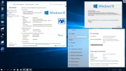 Скачать Microsoft® Windows® 10 Ent 1803 RS4 x86-x64 RU-en-de-uk by OVGorskiy® 05.2018 2DVD