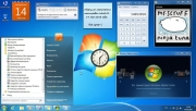 Windows 7 Ultimate SP1 OEM / May 2018 (x64) by Generation2