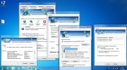Сборка Windows 7x86x64 9 in 1 & Office2016 (Uralsoft)
