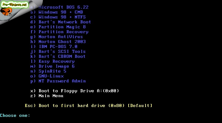 Ностальжи! MultiBoot DVD`s - All Windows from 95 to 2003