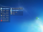 "Windows 7 Professional {x86} Classic ""mini"" / by novik ®"