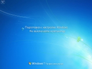 "Скачать Windows 7 Professional {x64} Professional Classic ""mini"" / by novik ®"