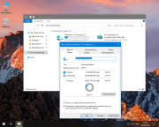 Бесплатно Windows 10 Compact Easy 1803 build17134.137 {3in1} x64 / by flibustier