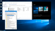 Торрент скачать Windows 10 x64 Enterprise RS4 v.1803 With Update (17134.137) IZUAL 09.07.18 (esd)