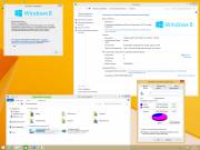 Windows 8.1 {x64} Updated 18.07.2018 {4 in 1} by yahooXXX