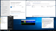 Торрент скачать Windows 10 Enterprise LTSC 2019 17763.55 Version 1809 by Andreyonohov [2in1] DVD (x86-x64) (12.10.2018)