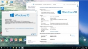 Windows 10 Enterprise & Office2010 17134.345 v.90.18 (x86x64) by Uralsoft