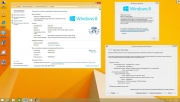 Торрент скачать Windows® 8.1 Professional VL with Update 3 Ru by OVGorskiy (x86-x64)