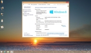 Windows 8.1 64bit professional SUN LIGHT