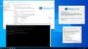 Торрент скачать Windows 10 Enterprise 2016 LTSB 14393.2941 Version 1607 x86/x64 2DVD