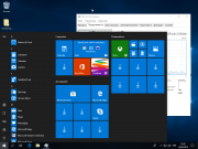 Windows 10 RS4 v.1803 With Update (17134.753) 54in1 (x86-x64) by izual (v30.04.19)