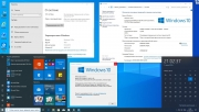 Windows 10 x86-x64 Ru 1903 19H1 8in2 Orig-Upd 06.2019 by OVGorskiy® 2DVD