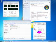 Windows Embedded Standard 7 SP1 «Small 4» by yahooXXX (x86)