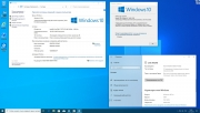 Торрент скачать Windows 10 x86-x64 Ru 1909 19H2 8in2 Orig-Upd 11.2019 by OVGorskiy® 2DVD