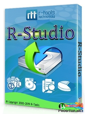 ПО для восстановления данных - R-Studio Network Edition 8.14 Build 179693 RePack (& portable) by KpoJIuK