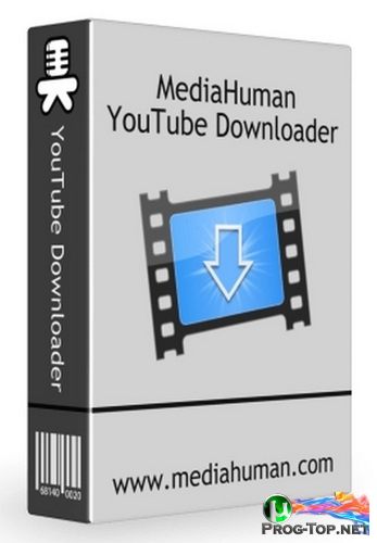 MediaHuman YouTube Downloader репак на русском 3.9.9.47 (2910) (& Portable) by TryRooM
