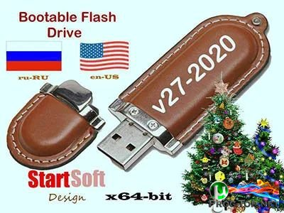 Загрузочный Windows диск - Simple Bootable Flash Drive by StartSoft Presentation 27-2020