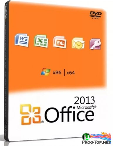 Офисные приложения - Office 2013 SP1 Professional Plus / Standard + Visio Pro + Project Pro 15.0.5311.1000 (2021.01) RePack by KpoJIuK