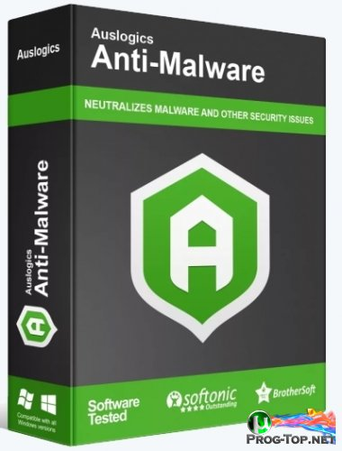 Антивирусный сканер - Auslogics Anti-Malware 1.21.0.5 RePack (& Portable) by TryRooM
