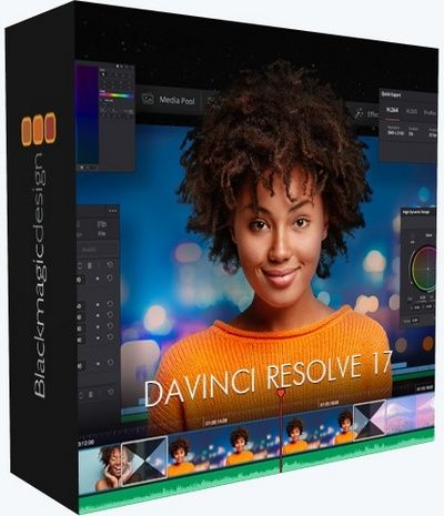 Blackmagic Design DaVinci Resolve Studio 17.1.1 Build 9 RePack by KpoJIuK