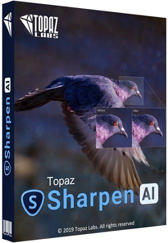 Topaz Sharpen AI 3.0.3 RePack (& Portable) by TryRooM