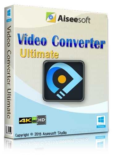 Aiseesoft Video Converter Ultimate 10.2.12 RePack (& Portable) by TryRooM