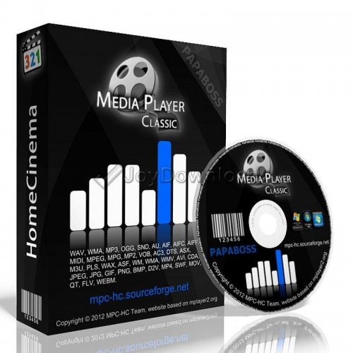 Media Player Classic - Black Edition / MPC-BE 1.5.7.6180 Stable RePack & Portable by elchupacabra