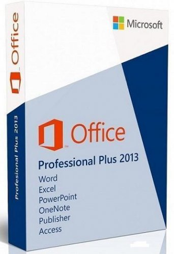 Office 2013 SP1 Professional Plus / Standard + Visio Pro + Project Pro 15.0.5345.1002 (2021.05) RePack by KpoJIuK