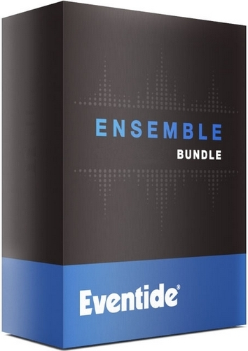 Eventide - Ensemble Bundle v2.14.4 VST, VST3, AAX (x64) RePack by R2R