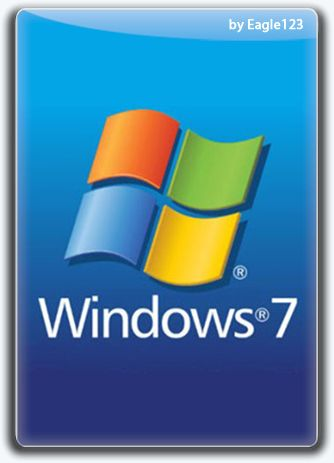 Windows 7 SP1 52in1 (x86/x64) +/- Office 2019 by Eagle123 (05.2021)